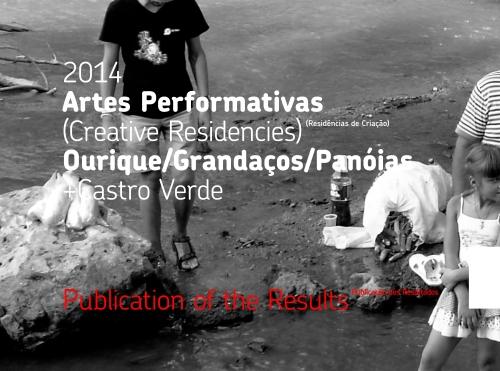 Artes Performativas, Creation Residences_Residências de Criação, Resultados_Results E