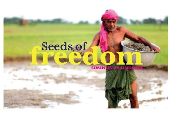 sementes de liberdade