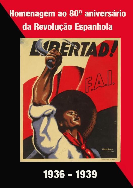 cartaz revolução espanhola