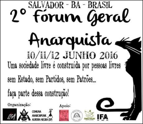 forum anarquista brasil