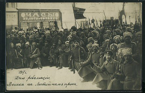 russian-revolution-soldiers-on-street