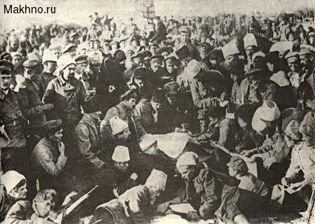 the-makhnovist-army